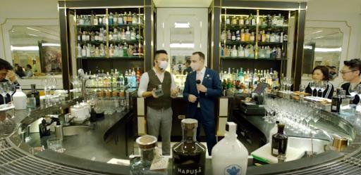 langham virtual gin masterclass